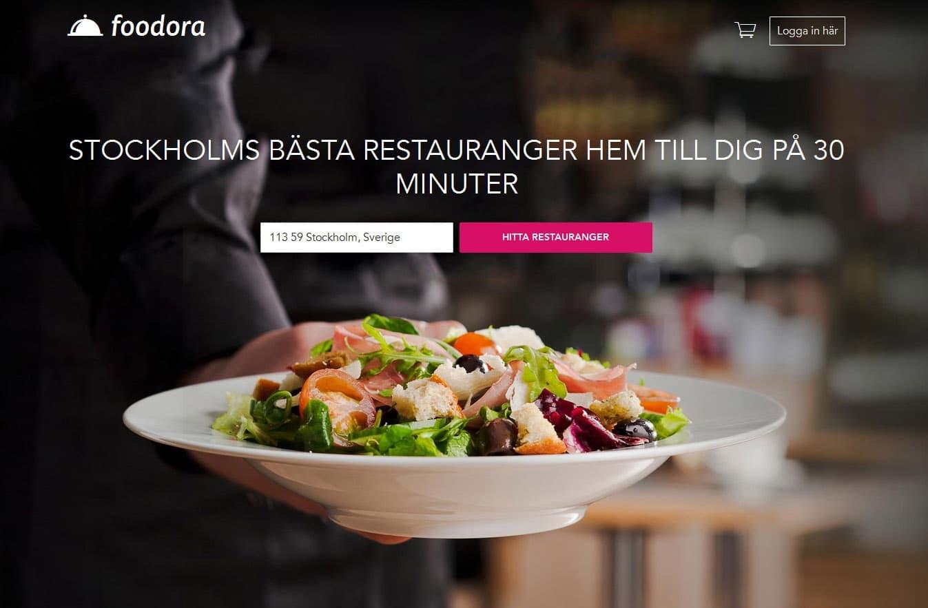 beställa hem mat online