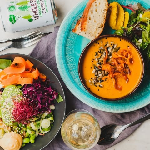 The guide to a healthy lunch in Stockholm