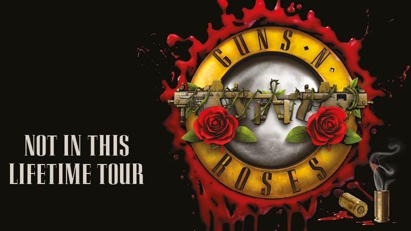 Guns N' Roses till Stockholm