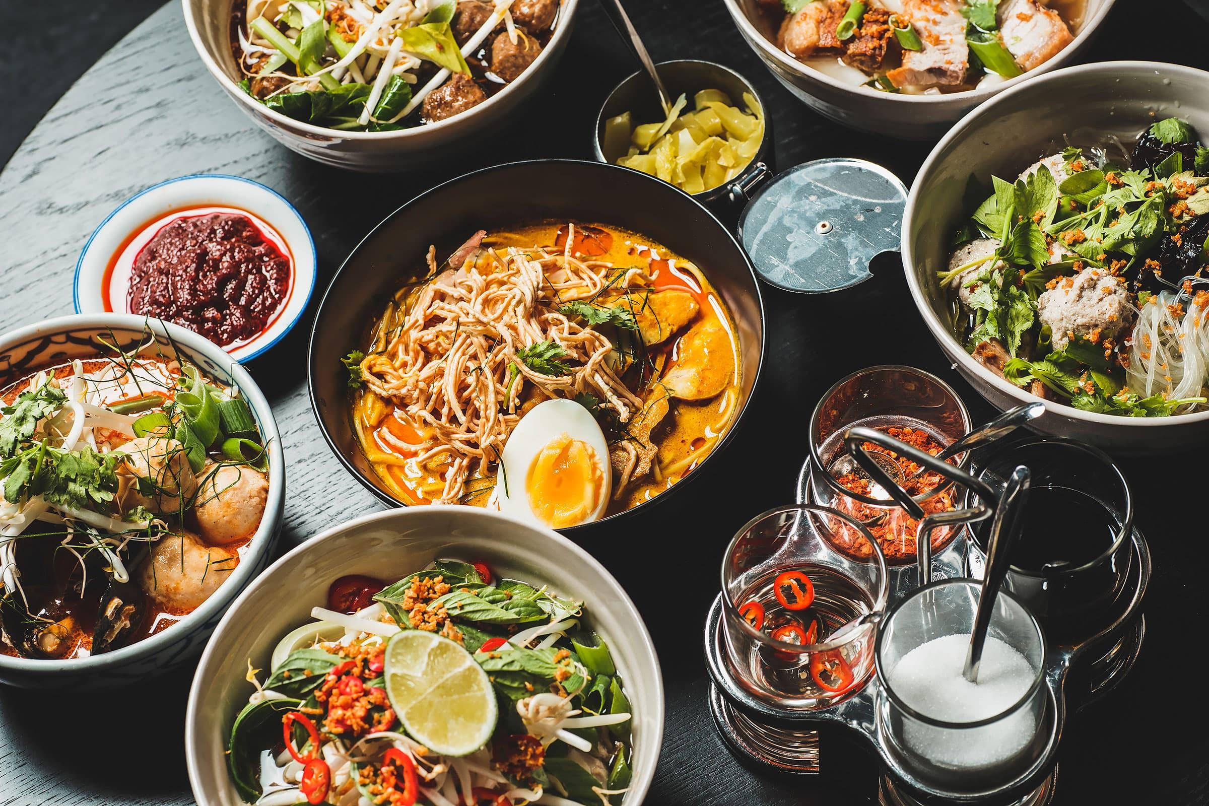 Guiden till Uppsalas bästa thailändska restauranger