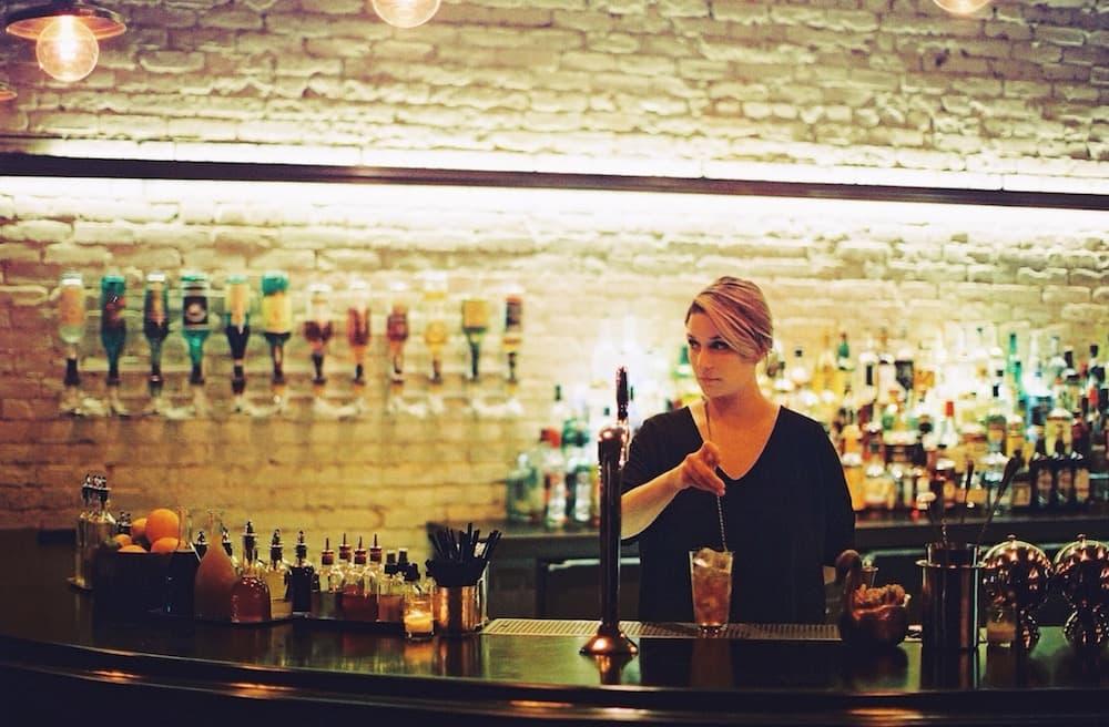 Los Angeles mest kompromisslösa cocktailbar gästar Stockholm