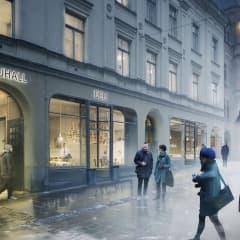 Hotel Diplomat öppnar nytt i Östermalms Saluhall