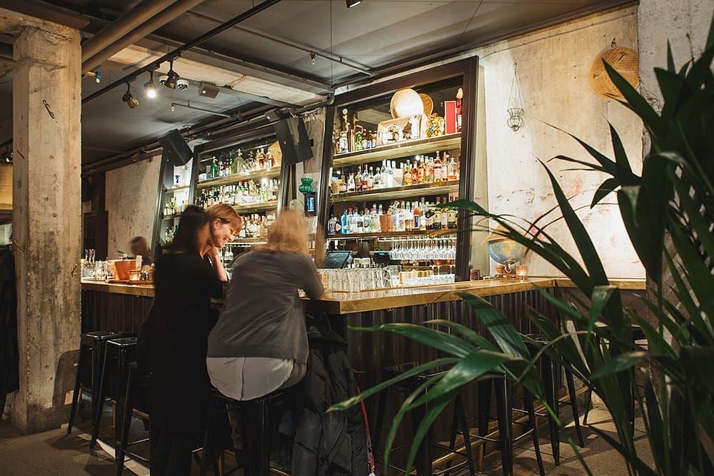 Smooth Bartenders Club på Ling Long