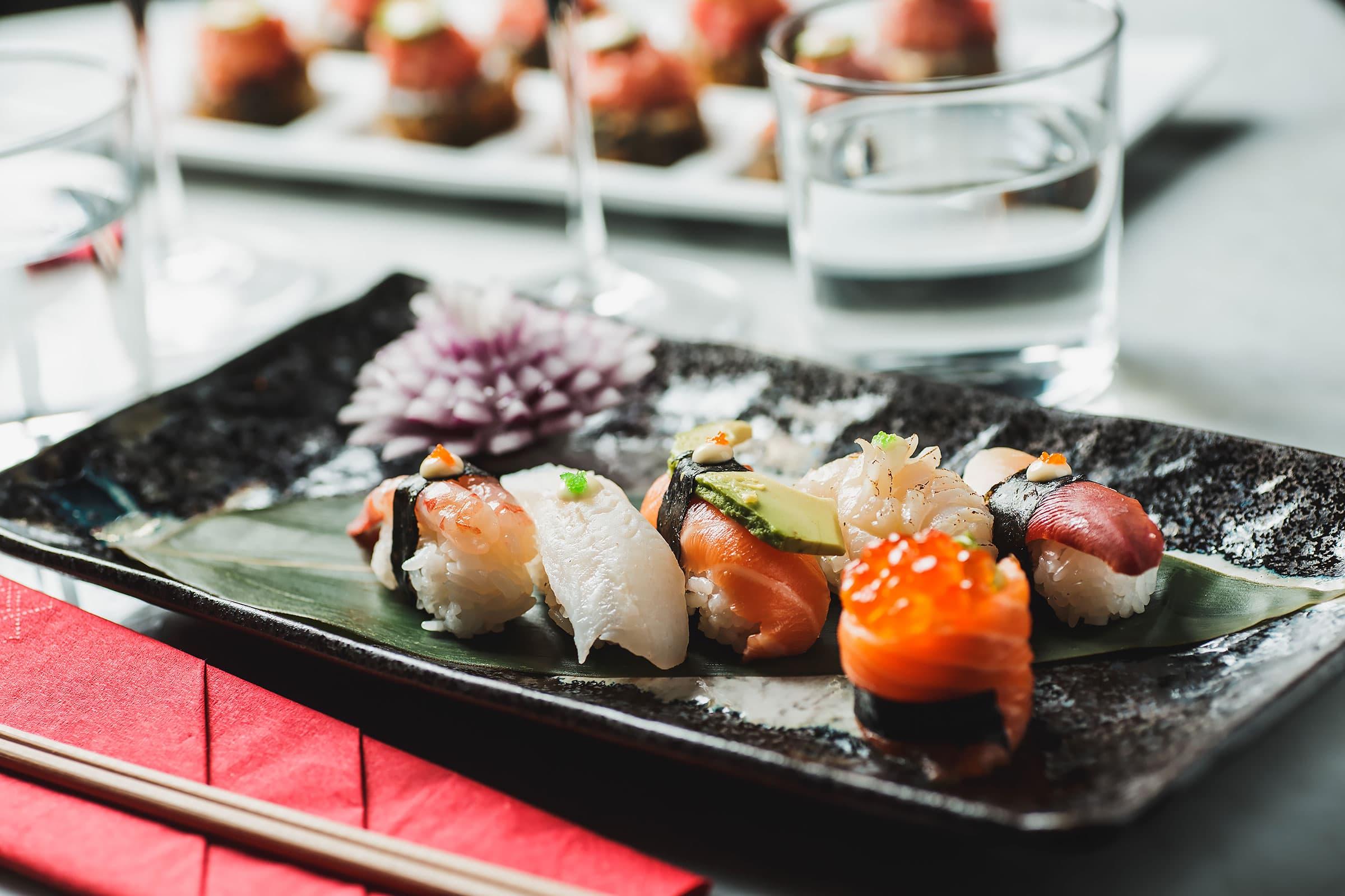 Guiden till Göteborgs bästa sushirestauranger