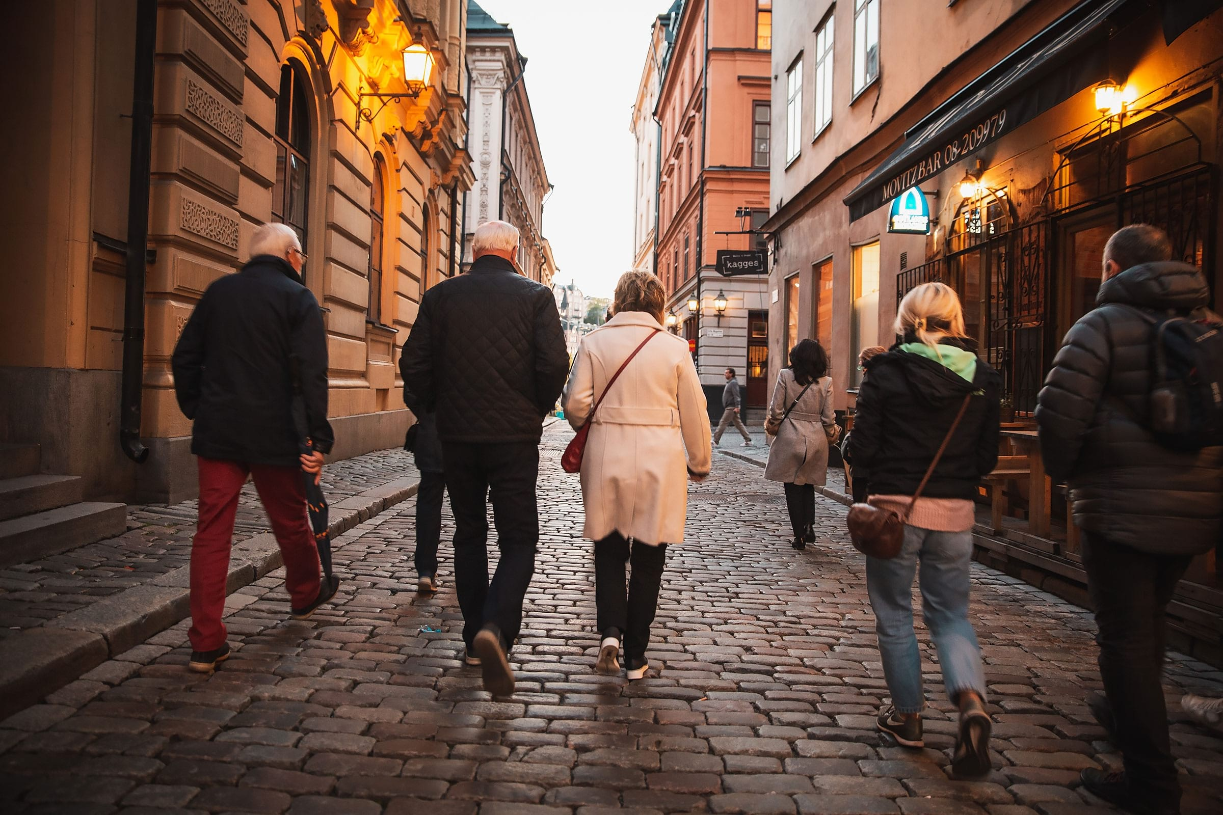 The guide to sightseeing in Stockholm