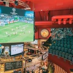 Här hittar du Göteborgs bästa sportbarer