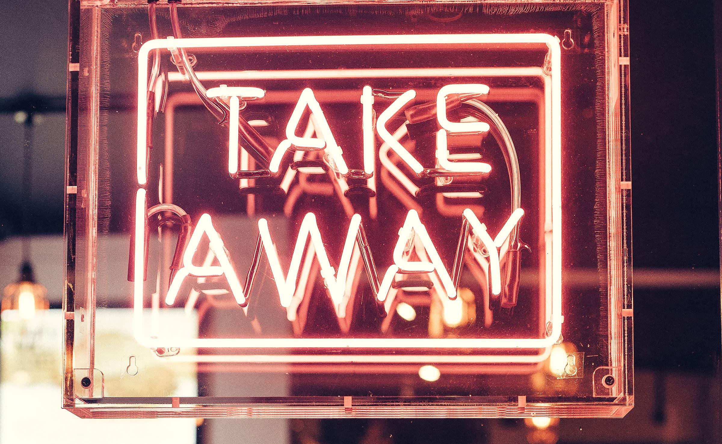 bästa take away malmö