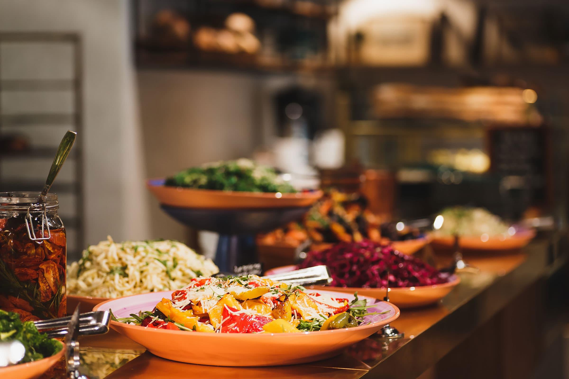 Här hittar du Göteborgs bästa lunchbuffé