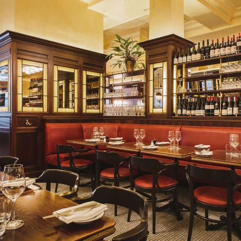 Väldesignade restauranger med coola koncept i Stockholm