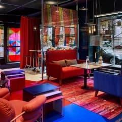 Prisat hostel får bar och restaurang - med tatueringsstudio