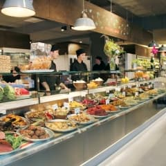 Paradiset öppnar sin tredje matbutik i Sickla