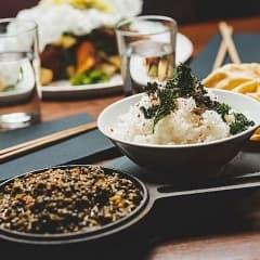 Ling Longs nya veganlunch en grön succé