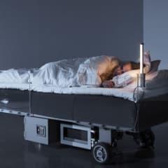 Sömnlösa nätter på Bonniers Konsthall