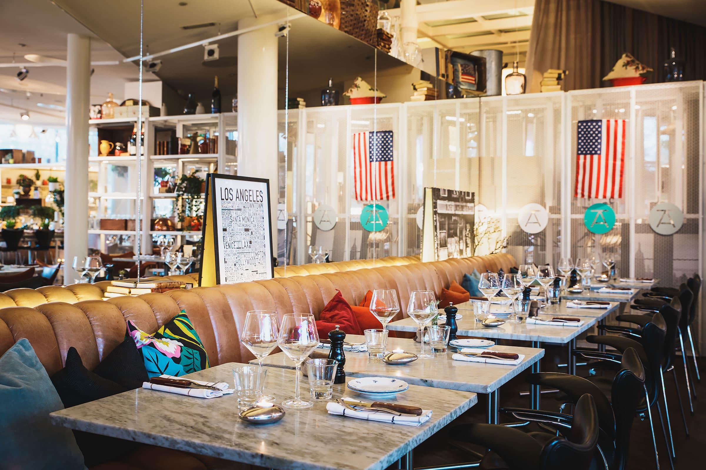 American Table firar Cinco de Mayo