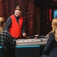 Aktiv fredags-AW på Casino Cosmopol