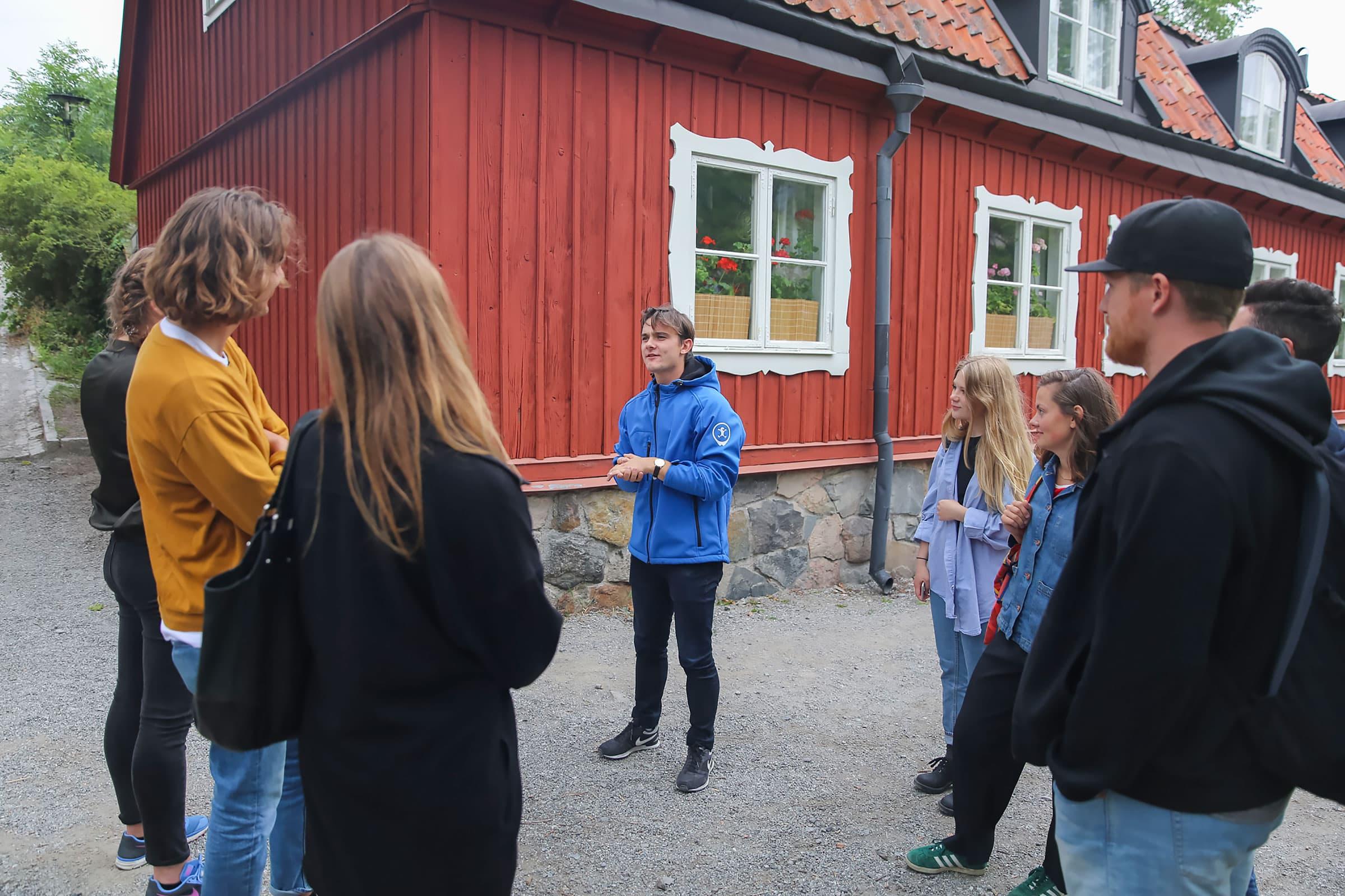 """""""Fler borde turista i sin egen stad!"""""""