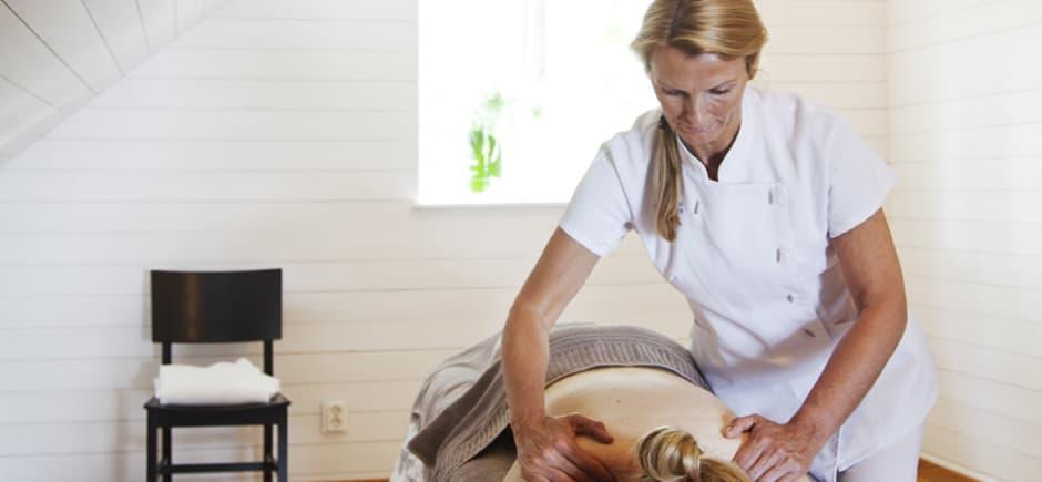 passionerad massage mörk hud i Uppsala