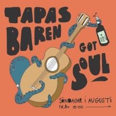 Söndags-soul på Tapasbaren i augusti