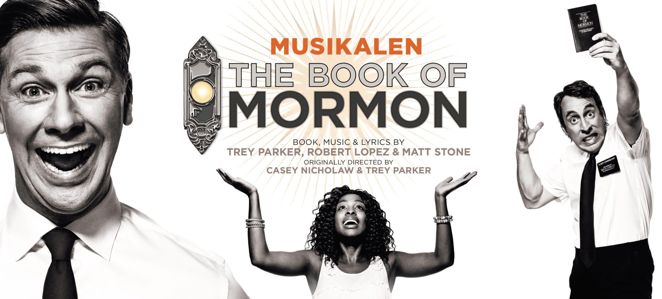 karta chinateatern Musikalsuccén The Book of Mormon på China Teatern – Thatsup karta chinateatern