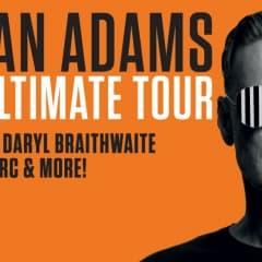 Bryan Adams kommer till Stockholm med ny världsturné