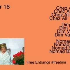 Chez Ali och Dim Vanilla på Nomad