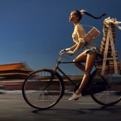Kinas främsta modefotograf Chen Man ställer ut på Fotografiska