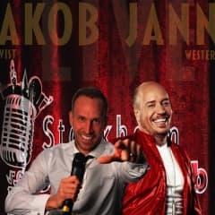 Jakob Öqvist och Janne Westerlund anordnar nostalgisk afton