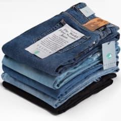 Schyssta jeans lanseras från Göteborgsbaserade Velour