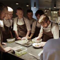 Foodie-film öppnar säsongen för Doc Lounge
