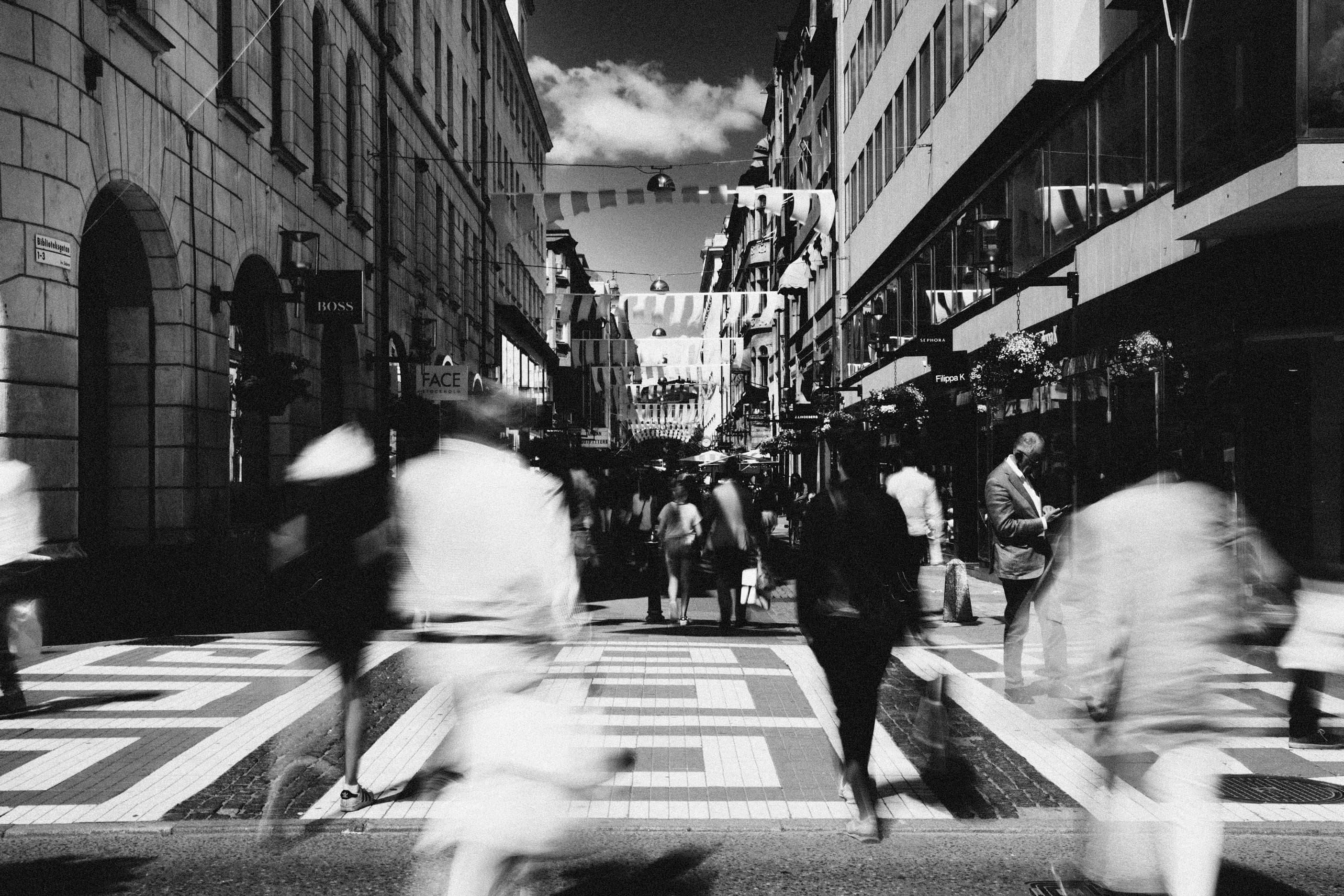 Moncler öppnar butik i Stockholm