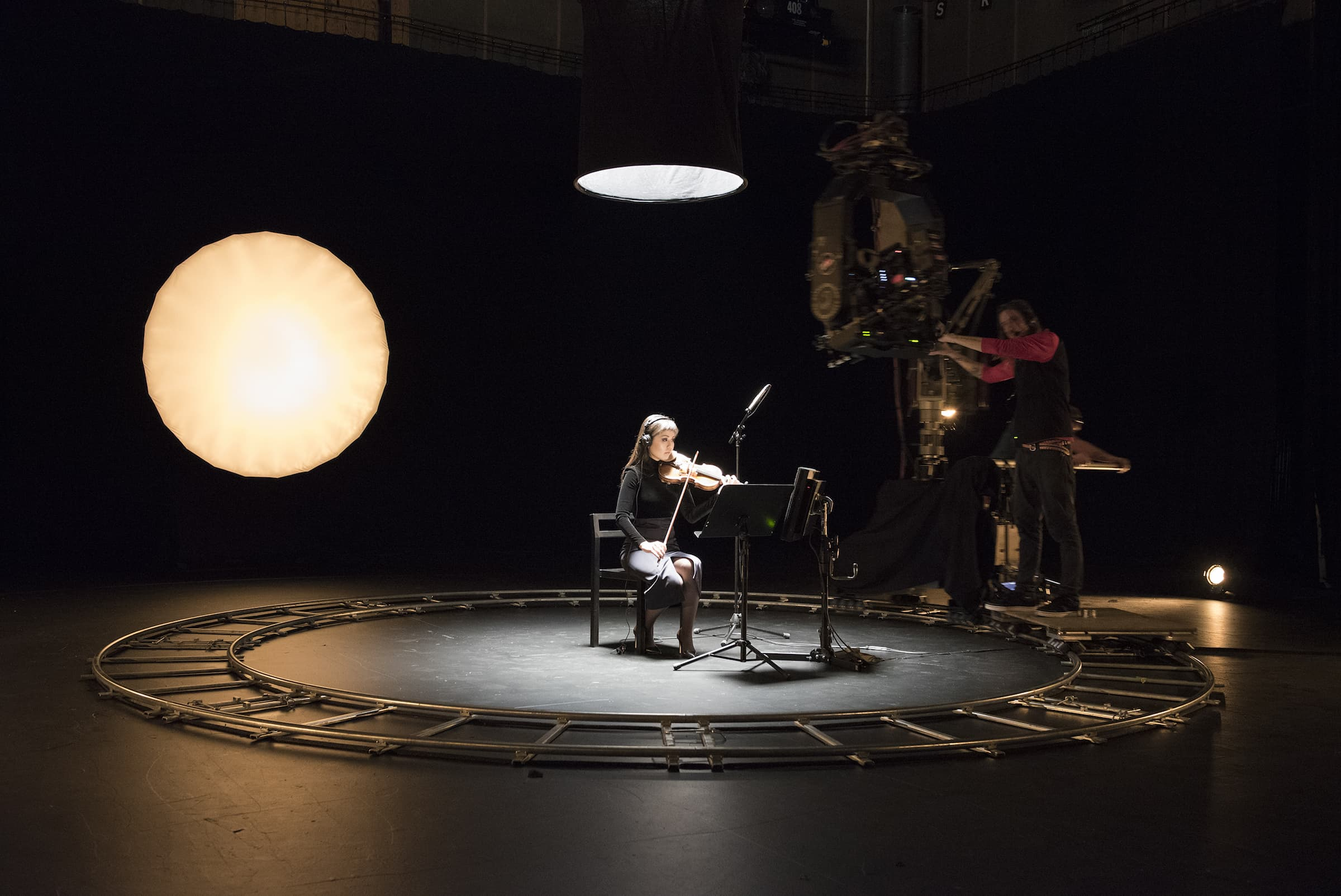 Bonniers Konsthall ställer ut Susan Philipsz Lost in Space