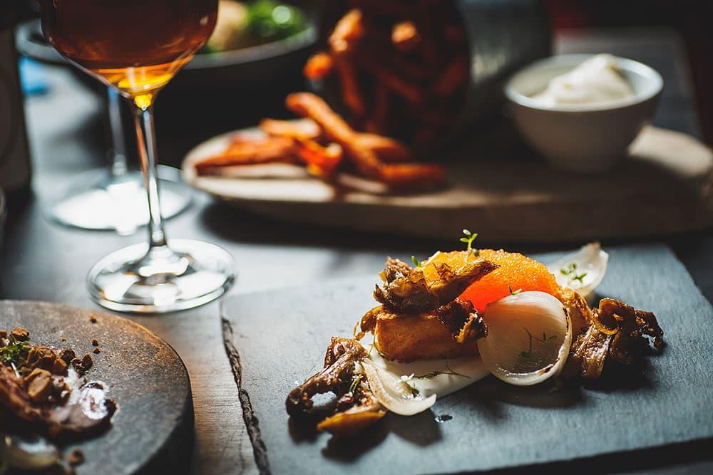Guiden till restauranger som serverar smårätter i Göteborg