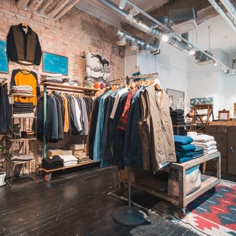Shoppingguide till Göteborgs bästa modebutiker för män