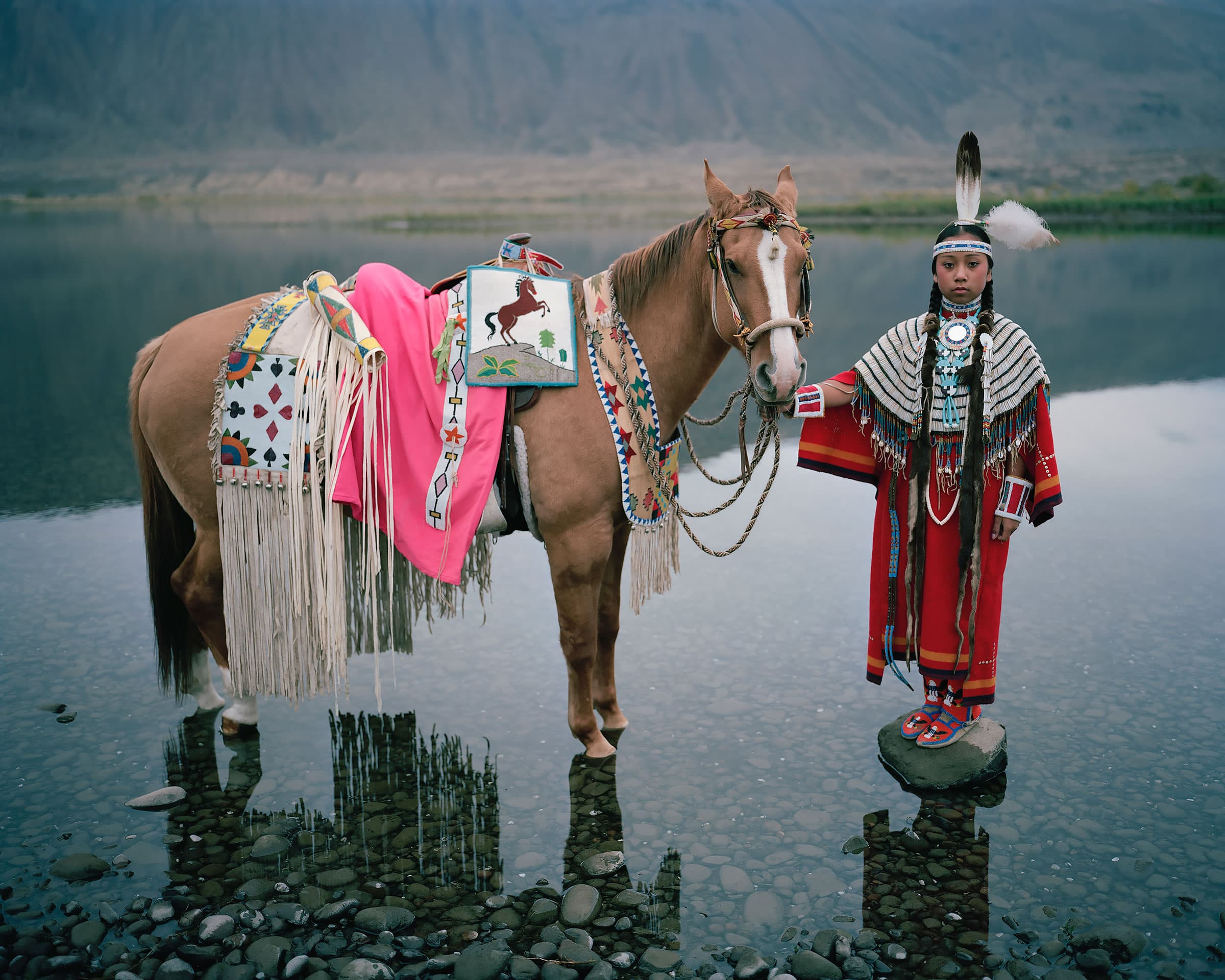 ©People of the Horse, Destiny Buck, Wanapum Erika Larsen