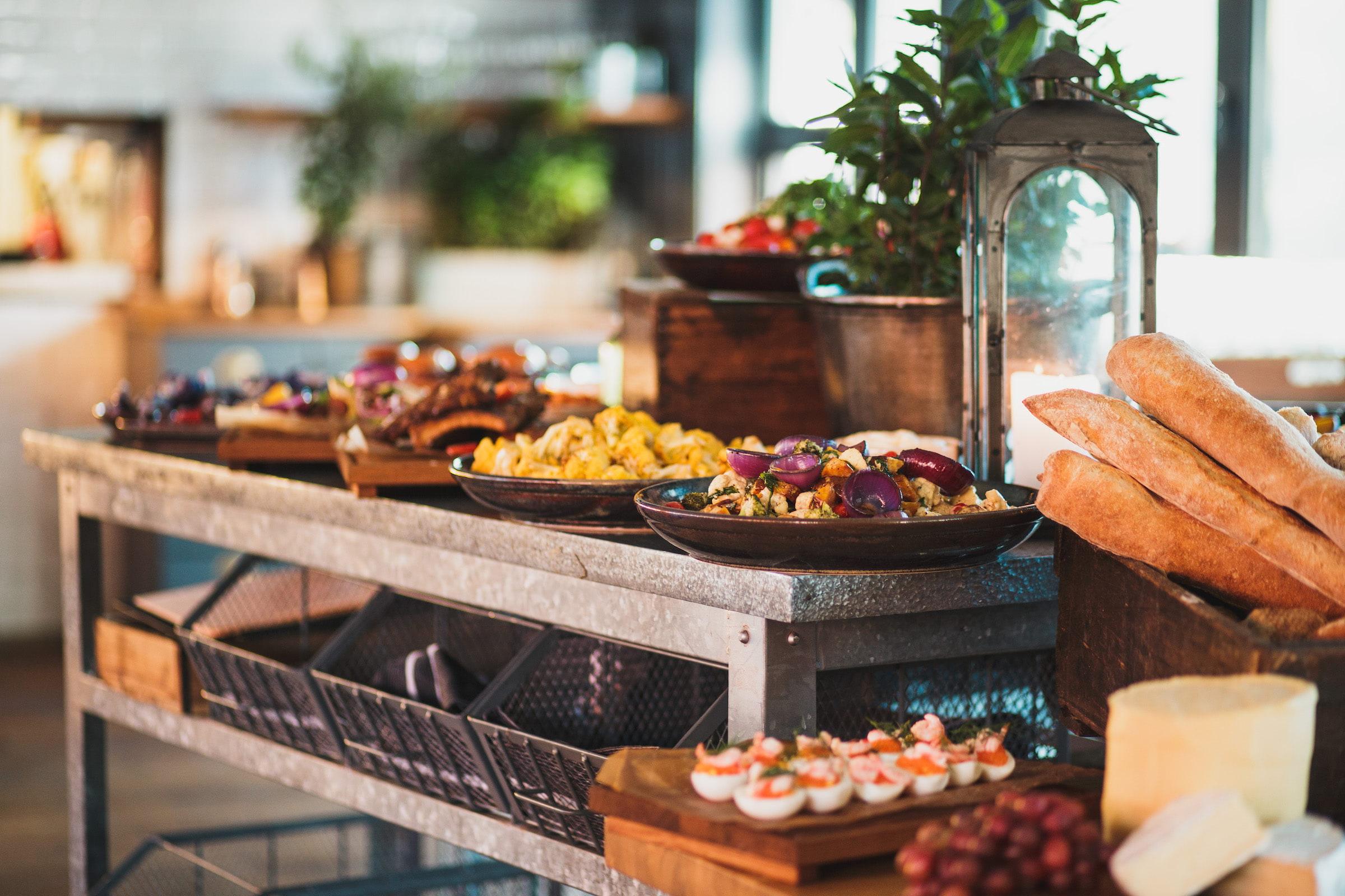 Stockholm's best brunch buffets