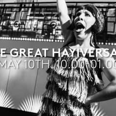 Haymarket firar ett år med glittrande heldagsfest