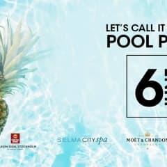 Selma City Spa firar nationaldagen med pool party
