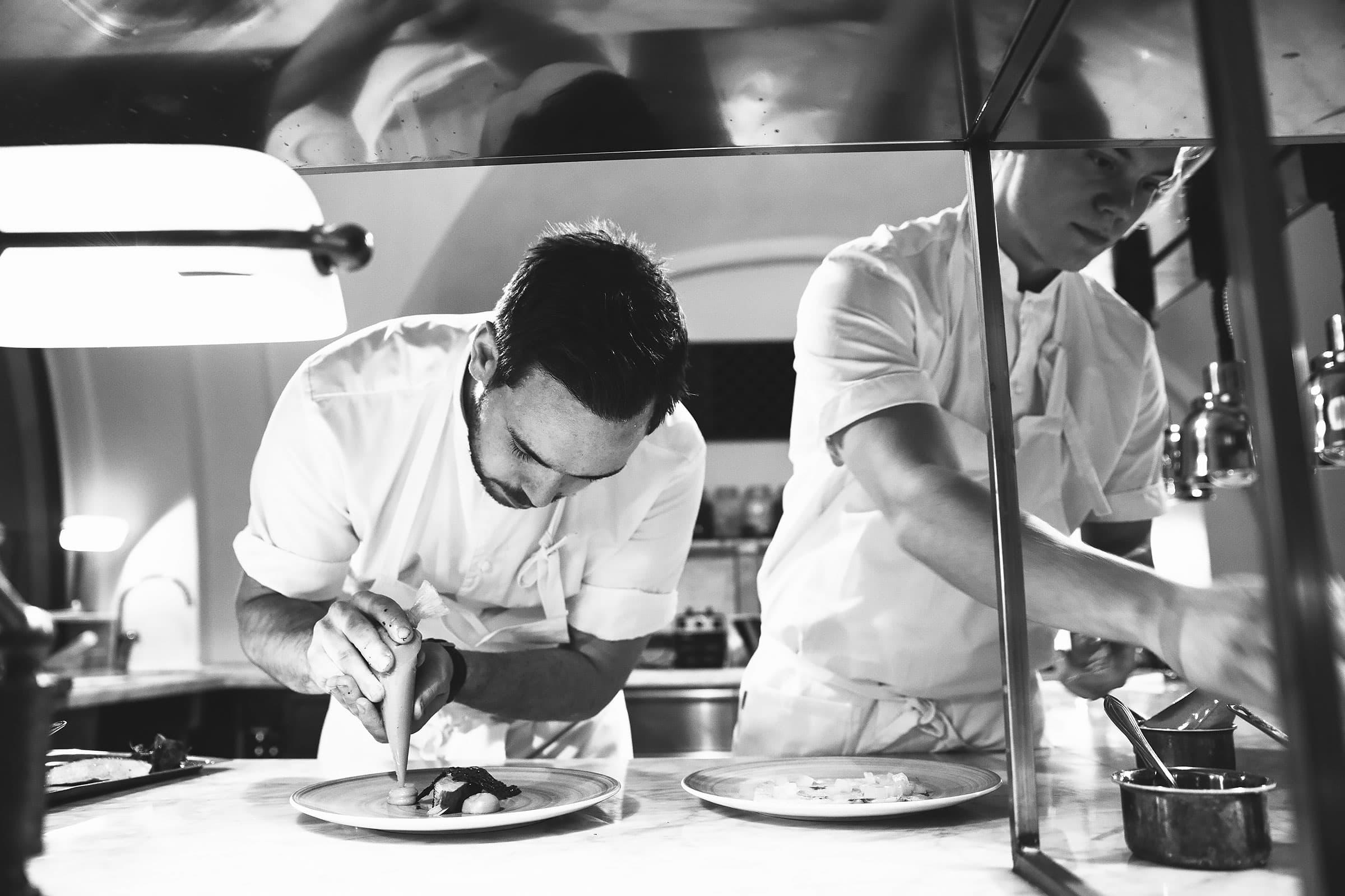 Guiden till Stockholms bästa chef's tables