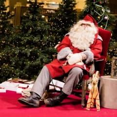 Premiär för årets julskyltning på NK