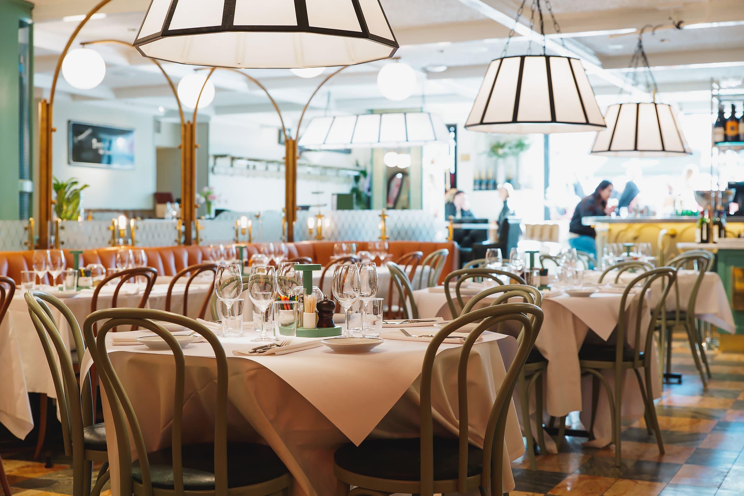 bra restaurang för stora sällskap göteborg