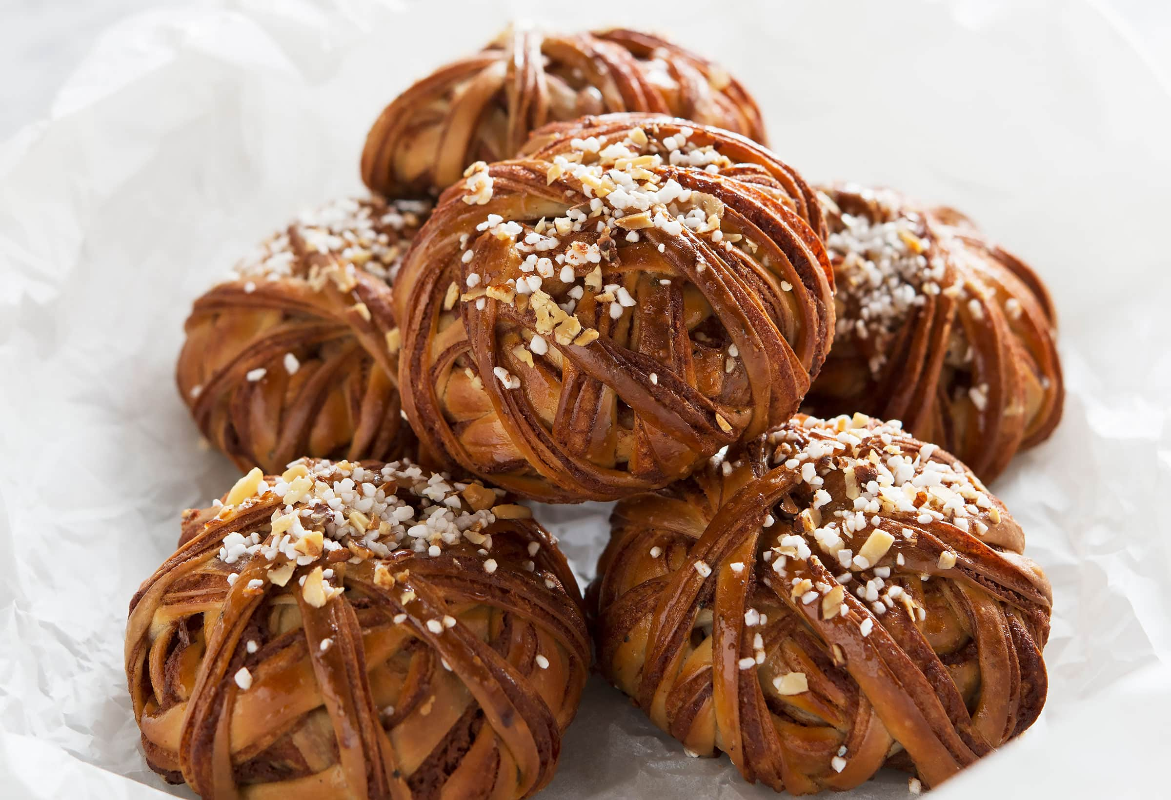 Where to find Stockholm's best cinnamon buns