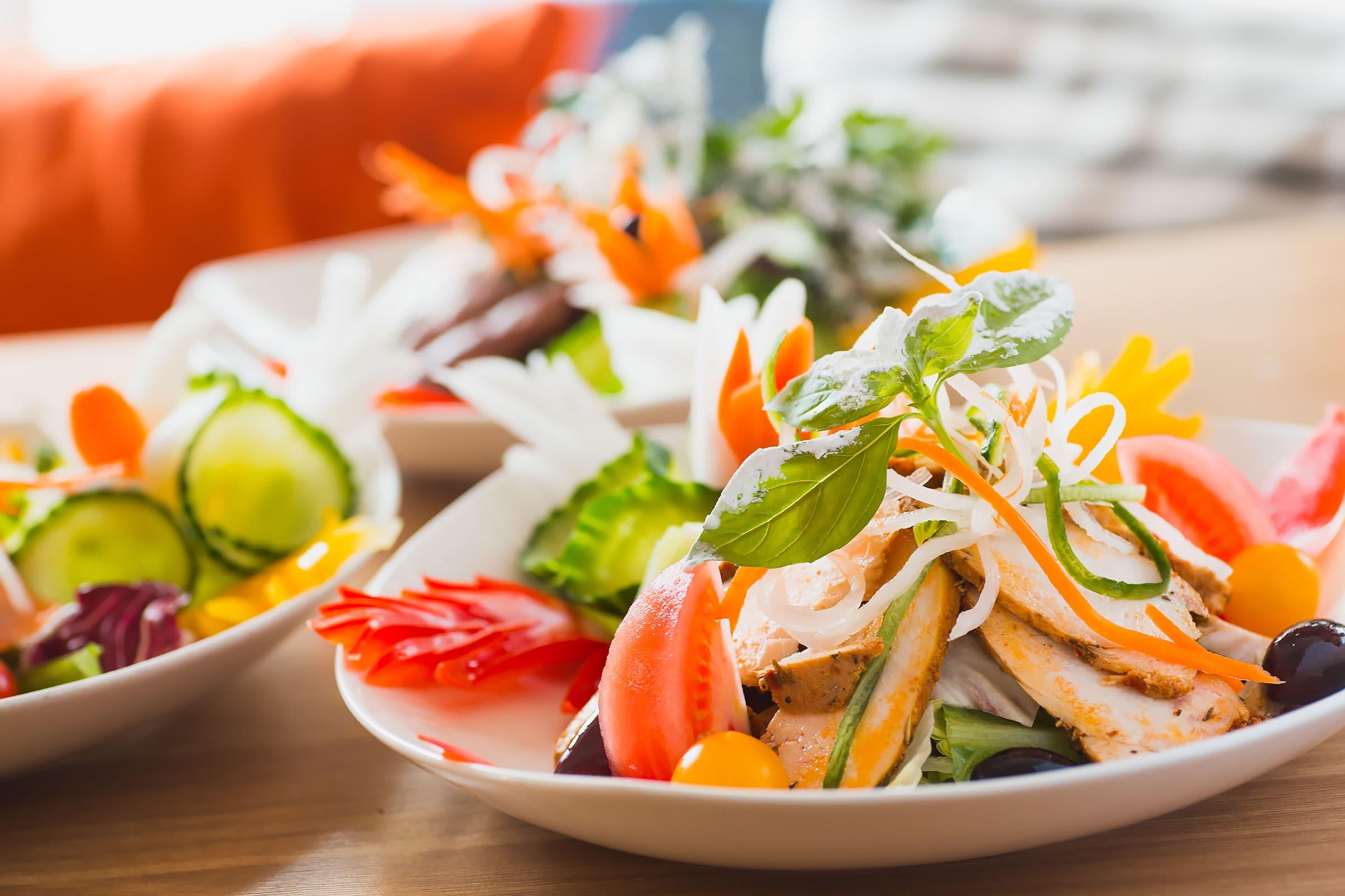 Stockholm's best salad bars
