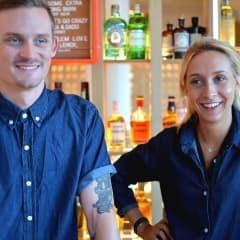 Clarions nya barteam lockar med miljövänliga cocktails