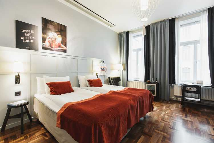 The best hotels in Stockholm city centre