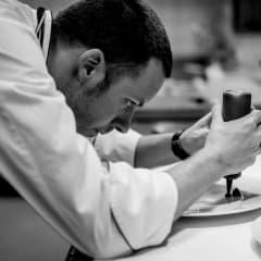 Michelinkrogen Vollmers gästspelar på Brasseriet