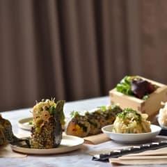 Råkulturs nya koncept – en sundare version av sushi
