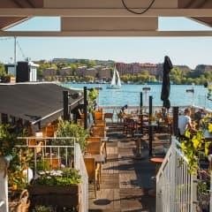 Fusionkrog tar över restaurangbåt - öppnar filial på vattnet