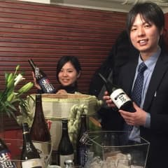 Japanskt sakebryggeri gästar TAK