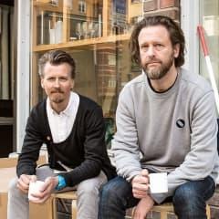 Paul Svensson vill rädda mat med pop-up-restaurangen ReTaste