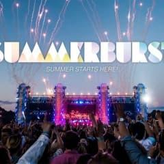 Summerburst återvänder till Stadion 2018
